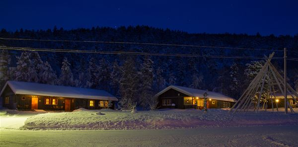 Gargia Mountain Lodge