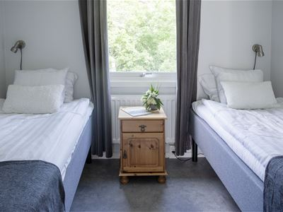 Bed & Breakfast-paket • Visby Gustavsvik