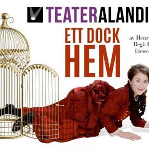 Teater Alandica: Ett dockhem