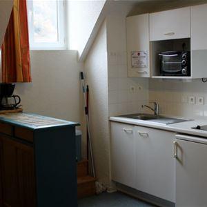 LUZ17615 - Appartement n°15 - 4 pers - Résidence Thermale à LUZ ST SAUVEUR