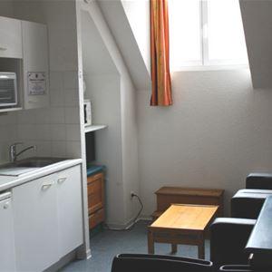 LUZ17616 - Appartement n°16 - 2 pers - Résidence Thermale à LUZ ST SAUVEUR