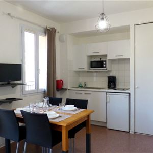 LUZ17605 - Appartement n°5 - 4 pers - Résidence Thermale à LUZ ST SAUVEUR