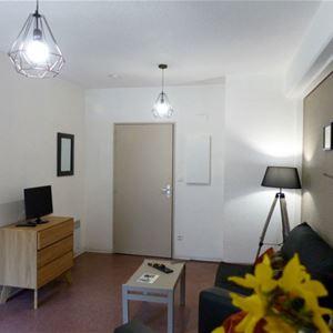 LUZ17606 - Appartement n°6 - 4 pers - Résidence Thermale à LUZ ST SAUVEUR