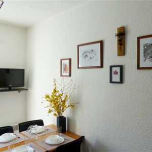 LUZ17607 - Appartement n°7 - 2 pers - Résidence Thermale à LUZ ST SAUVEUR