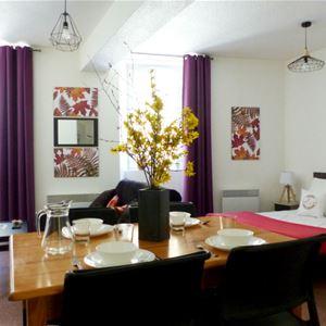 © TH, LUZ17608 - Appartement n°8 - 2 pers - Résidence Thermale à LUZ ST SAUVEUR