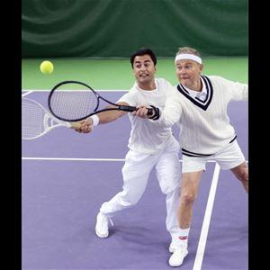 Tennistiden med Dalateatern i Ludvika