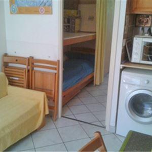 LUZ058 - Appartement 5 pers - Résidence SOUARIBES - ESQUIEZE