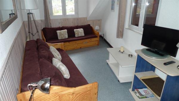 LUZ109 - Appartement 4 pers - Résidence Perce Neige N°6 - LUZ
