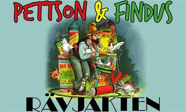 """Pettson & Findus """"RÄVJAKTEN"""""""