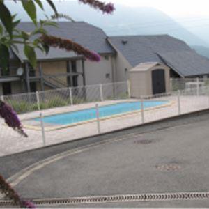 LUZ043 - Studio cabine 4 pers à LUZ ST SAUVEUR (Rés Pyrénées Zenith)
