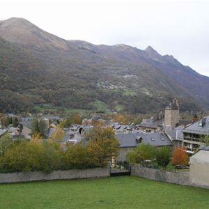 LUZ050 - Appartement 4 pers à LUZ ST SAUVEUR (Rés Pyrénées Zenith)