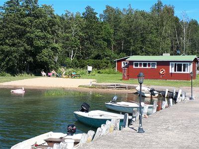 Fiskepaket på Björklidens Stugby
