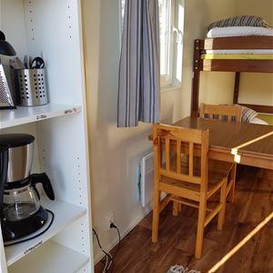 Hus 7 (4 bäddar, 20 m², WC/ej dusch, husdjur tillåtet)