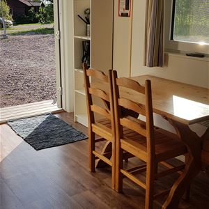 House 5 (4 beds, 20 m², WC/no shower, pets allowed)
