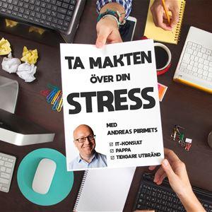 Ta makten över din stress