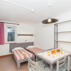 © sejour 2 pieces 5, VLGB558 - Appartement dans une résidence de vacances au pied des pistes de Val Louron