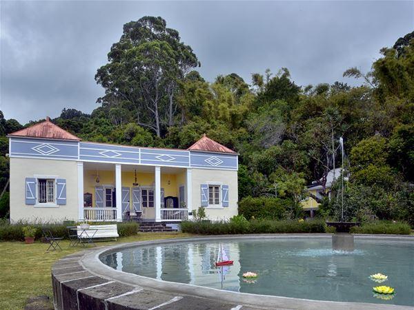 Domaine de Beaubassin (visite guidée) : Bienvenue dans ma maison créole !