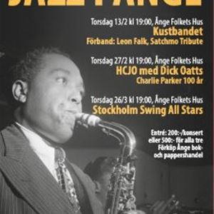 Jazz i Ånge - The Stockholm Swing Allstars