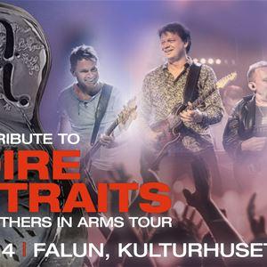 A tribute to Dire Straits – INSTÄLLT!