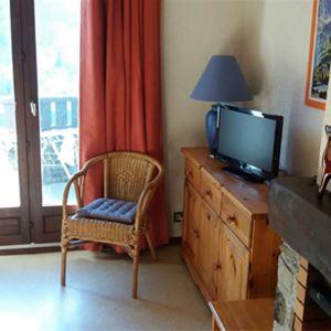 LUZ054 - Appartement 5 pers - Résidence PYRENEES SOLEIL - ESQUIEZE SERE