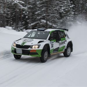 Jörgen Jonasson, Rally-SM