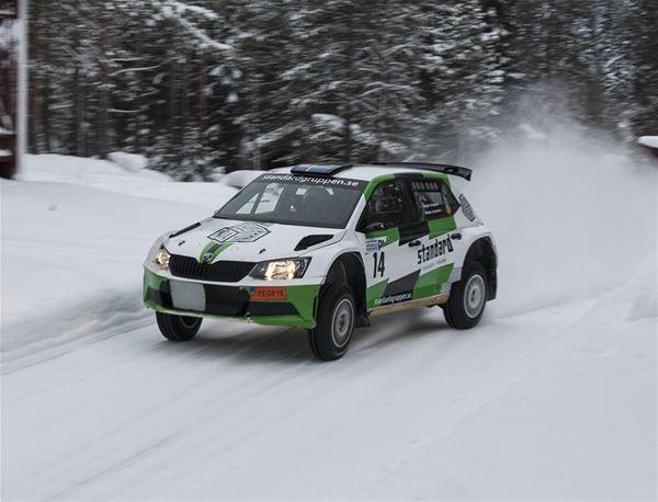 Jörgen Jonasson, Swedish Rally Championships