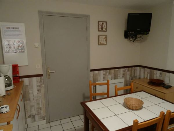 LUZ073 - Appartement 2 pers N°1 - SASSIS