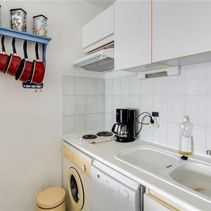 © SQUARE HABITAT, LUZ205 -  Appartement 6 pers - Rés Les Gypaètes - ESQUIEZE SERE