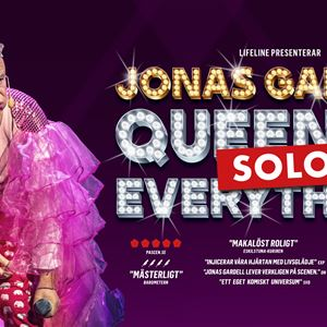 Jonas Gardell - Queen of f*cking everything SOLO