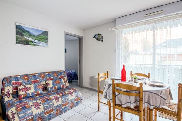 LUZ210 - Appartement 4 pers - Rés. de l'Yse - LUZ