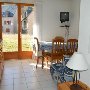 LUZ209 - Appartement 4 pers - Rés. Soucastet - LUZ