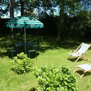 © audebert - otnb, NB12 - Studio avec jardin à Capvern Village
