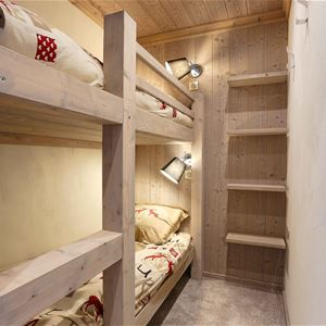 Eterlous 5-6B > Apartment 3 rooms + Cabin - 6 Persons - 2 Gold Snowflakes (Ma Clé IMMO)