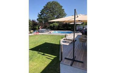 Uppsala - Stor villa med pool och bastu i Bergsbrunna - 7485
