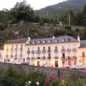 CHAMBRE DOUBLE HOTEL ARDIDEN