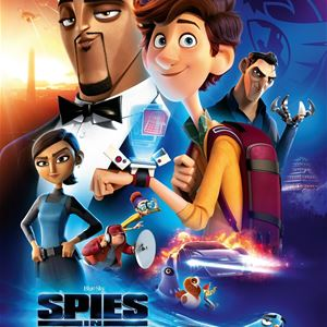 BIO: Spies in Disguise
