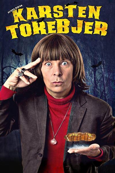 Karsten Torebjer med sin greatest-hits-show