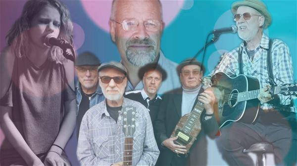 """""""Kom som du är"""" - Musikrevy med Staffan Eson & gästartister"""