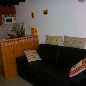 LUZ037 - Appartement 4 pers à LUZ ST SAUVEUR (Rés l'Eterle)