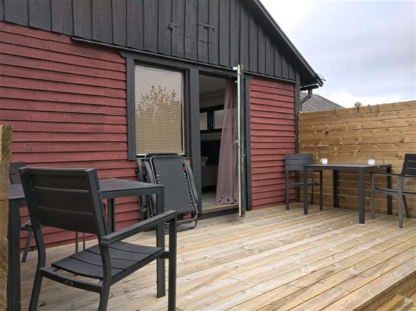 Stuga med 4 bäddar i Hällevik