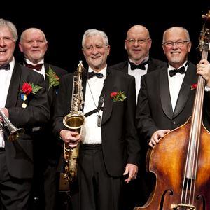 Jazz i Baljan underhåller i Hörda
