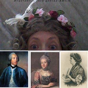 Berättarföreställning: 1700-talets svenska författare och deras kulturbråk