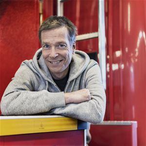 Det tutar och blinkar med Johan Anderblad