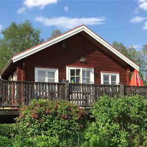 Järvsö Camping stugor lägenhet Hälsingland