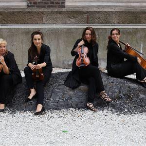 Vertavo Kvartetten på Kulturhuset i Ytterjärna