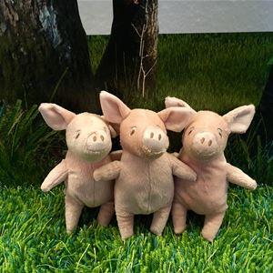 Familjelördag: De tre små grisarna och hårtorksvargen