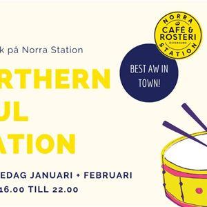 Norra Station Café,  © Norra Station Café, Northern Soul Station, After Work på Norra Station