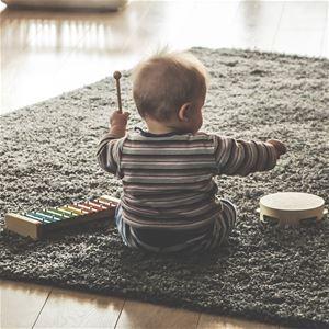 Musik för de minsta