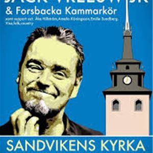 Jack Vreeswijk och Forsbacka Kammarkör