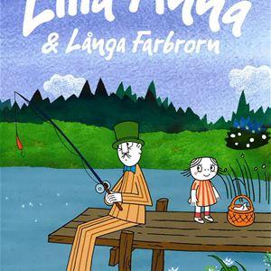 Familjelördag: Mini-bio med Lilla Anna & Långa Farbrorn